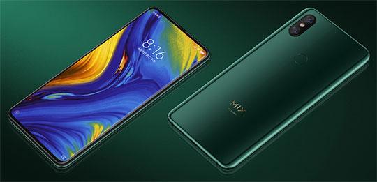 Xiaomi Mi Mix 3 Smartphone - 3
