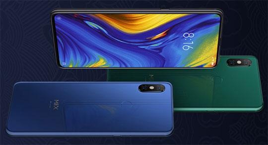 Xiaomi Mi Mix 3 Smartphone - 4