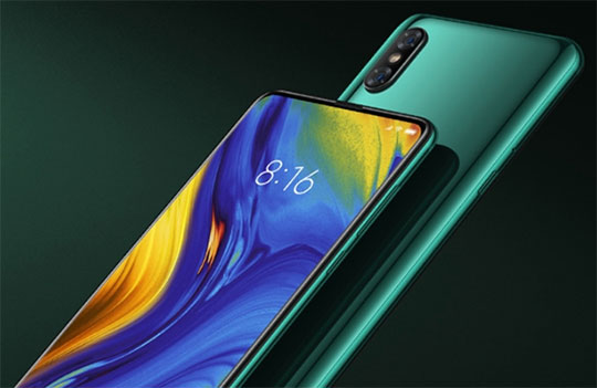 Xiaomi Mi Mix 3 Smartphone - 5
