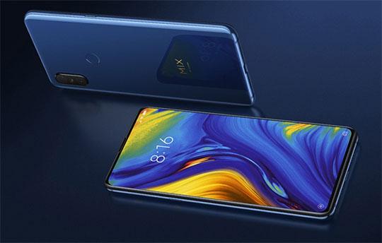 Xiaomi Mi Mix 3 Smartphone - 6