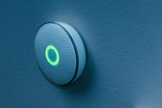 Airthings-Wave-Smart-Radon-Detector