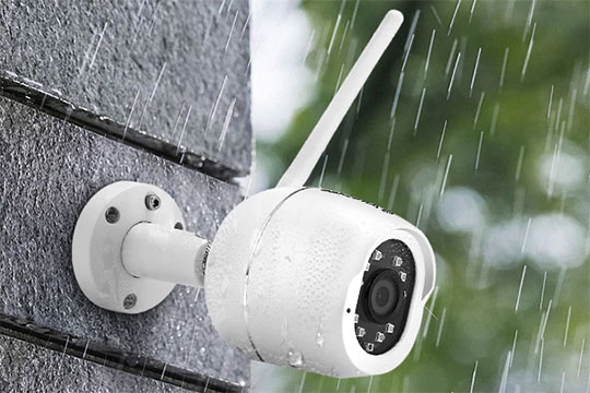 Alfawise ZS - GX4S Outdoor IP Camera