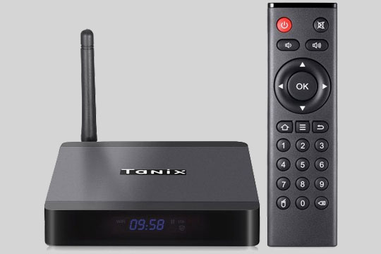 Tanix TX5 Max TV Box
