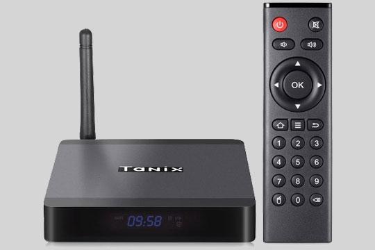 Tanix TX5 Max TV Box