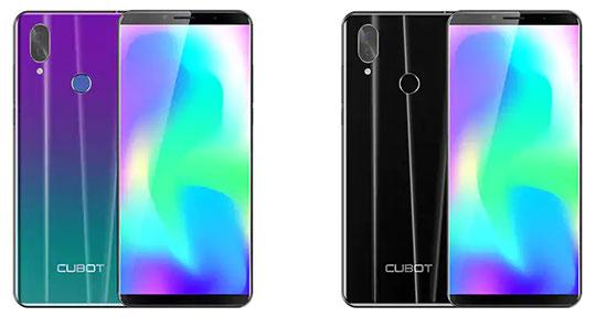 CUBOT X19 Smartphone - 1