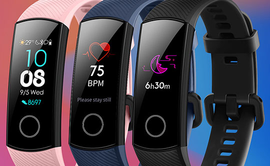 HUAWEI Honor 4 Sports Smart Band - 2