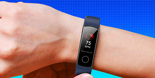 HUAWEI Honor 4 Sports Smart Band - 4