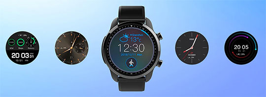 Kospet Brave 4G Smartwatch Phone - 3