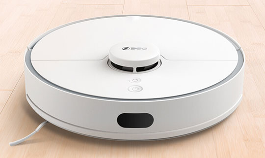360 S5 Smart Robot Vacuum Cleaner - 1