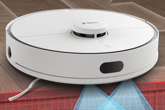 360 S5 Smart Robot Vacuum Cleaner
