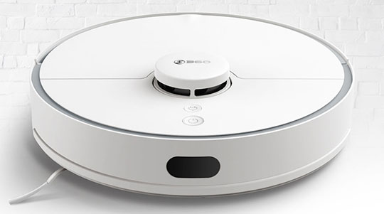 360 S5 Smart Robot Vacuum Cleaner - 7
