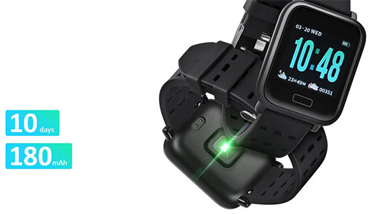 Gocomma A6 Smartwatch - 4