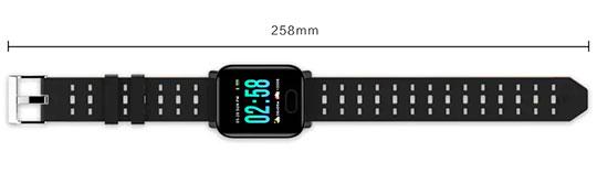 Gocomma A6 Smartwatch - 7
