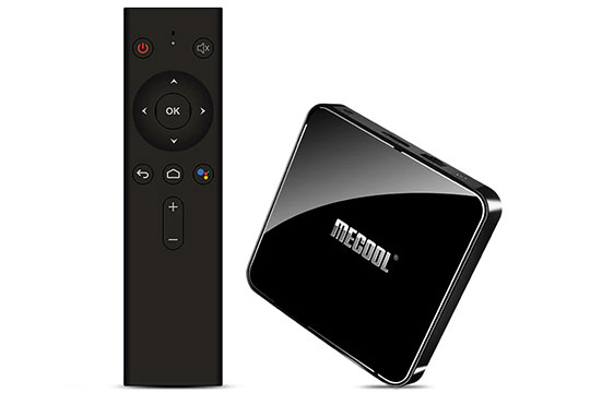 MECOOL KM3 Android Voice Control TV Box - 6