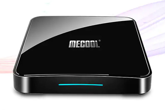 MECOOL KM3 Android Voice Control TV Box
