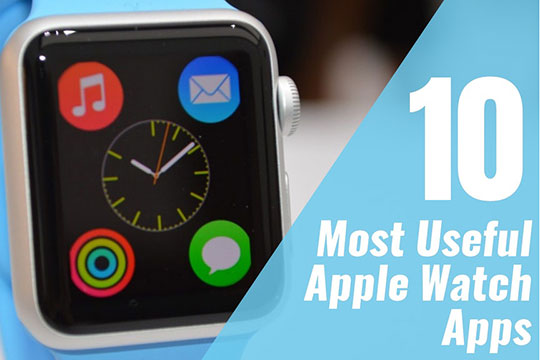 Most Useful Apple Watch Apps