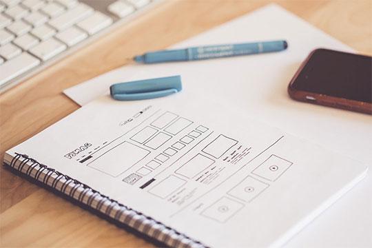 wireframes-framework-flowchart-design