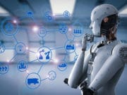 AI-artificial-intelligence-robot-technology