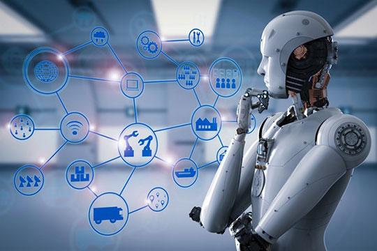 AI-artificial-intelligence-robot-technology