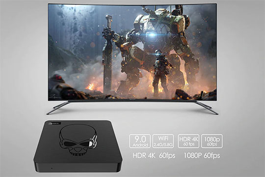 Beelink GT-King 4K Android TV Box - 5
