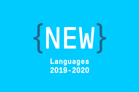 Emerging Programming Languages to Watch Out For in 2019-2020