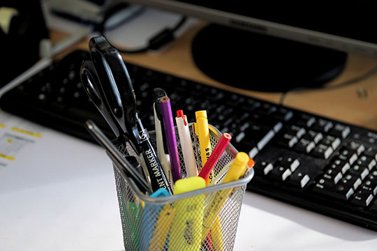 write-accessory-business-tools-table-work-desk