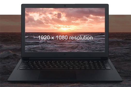 Xiaomi Mi Ruby 2019 Notebook Laptop - 2