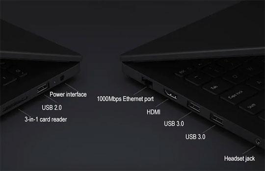 Xiaomi Mi Ruby 2019 Notebook Laptop - 4