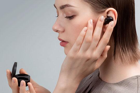 Xiaomi Redmi AirDots Bluetooth Headset TWSEJ04LS - 5
