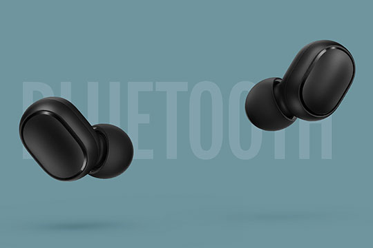Xiaomi Redmi AirDots Bluetooth Headset TWSEJ04LS - 6