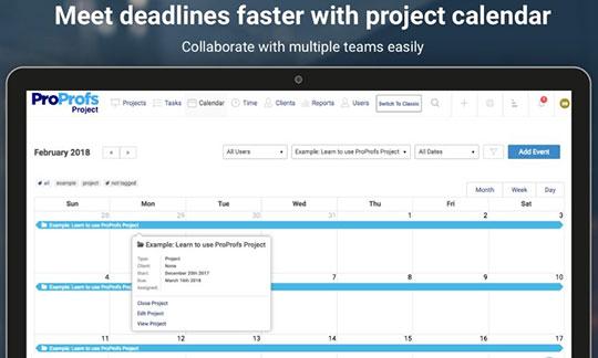 ProProfs-Project-Calendar-View