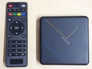 Alfawise A9X S905X2 (4GB+32GB) HD TV Box - 2