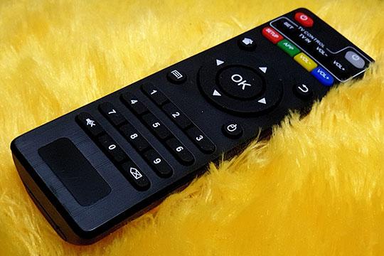 Alfawise A9X S905X2 (4GB+32GB) HD TV Box - 3