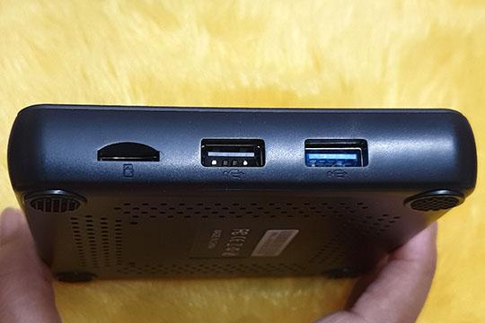 Alfawise A9X S905X2 (4GB+32GB) HD TV Box - 4