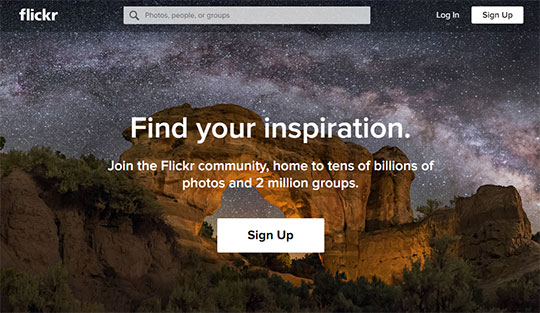 Flickr - the Image Sharing Sites