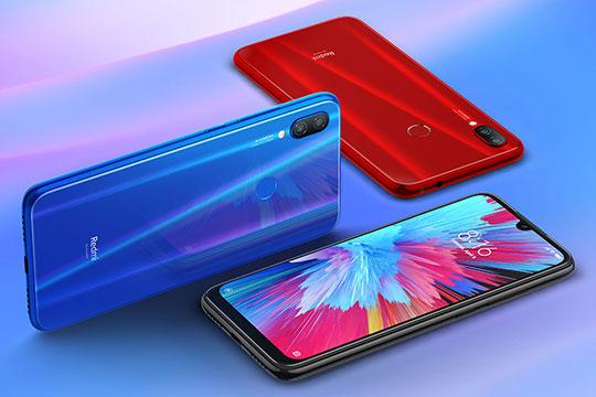 Redmi-Note-7-smartphone - Tech Gadgets