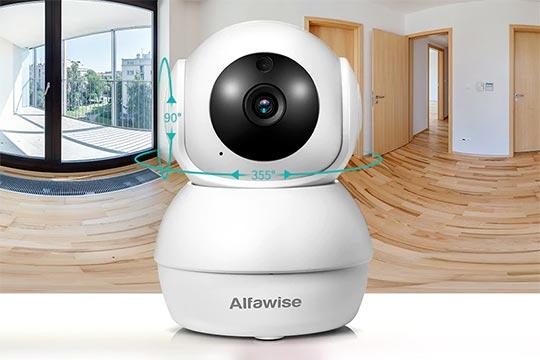 Alfawise N816 IP Camera - 3