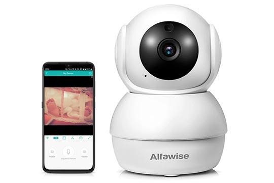 Alfawise N816 IP Camera - 5