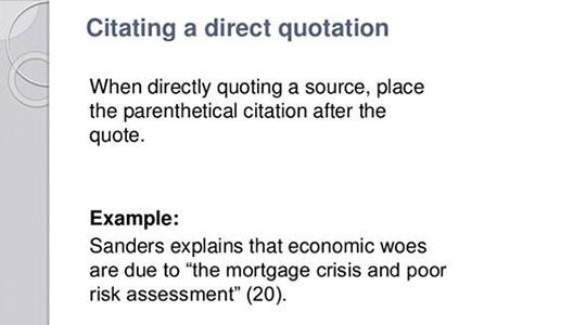 direct-quotation