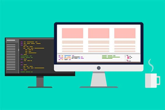 frontend-development-technology-programming-html-code-css-javascript
