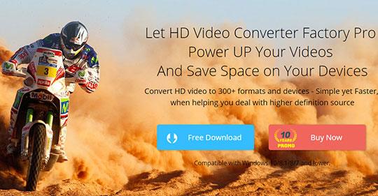WonderFox HD Video Converter Factory Pro 1