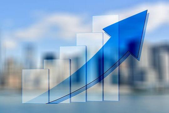 rank-graph-growth-statistics