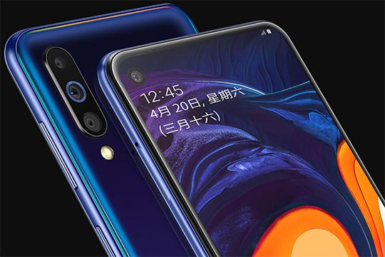 Samsung Galaxy A60 Smartphone - 3