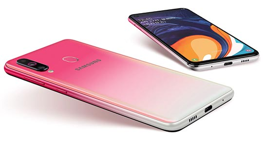 Samsung Galaxy A60 Smartphone - 4
