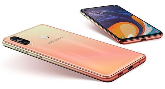 Samsung Galaxy A60 Smartphone - 5