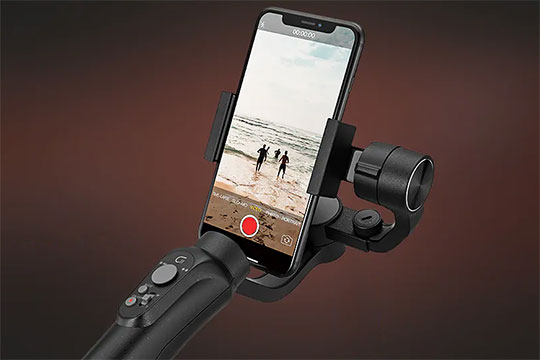 Cinepeer C11 3-axis Gimbal Stabilizer - 2