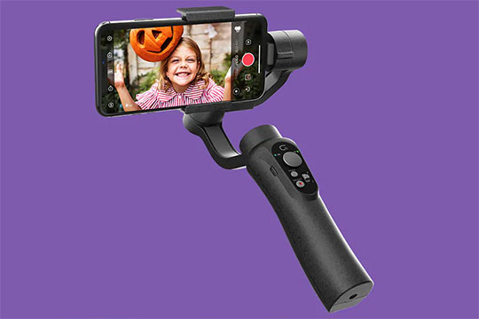 Cinepeer C11 3-axis Gimbal Stabilizer - 3