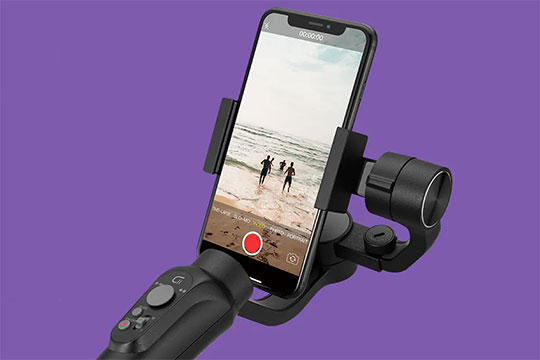 Cinepeer C11 3-axis Gimbal Stabilizer - 4
