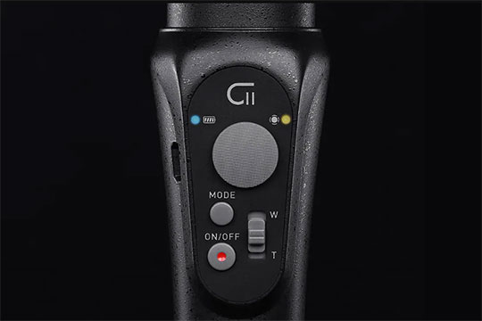 Cinepeer C11 3-axis Gimbal Stabilizer - 5