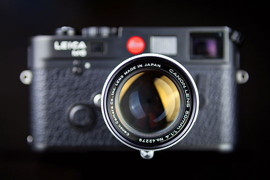 digital-camera-Canon-lens-Leica-M6-Leitz-50mm